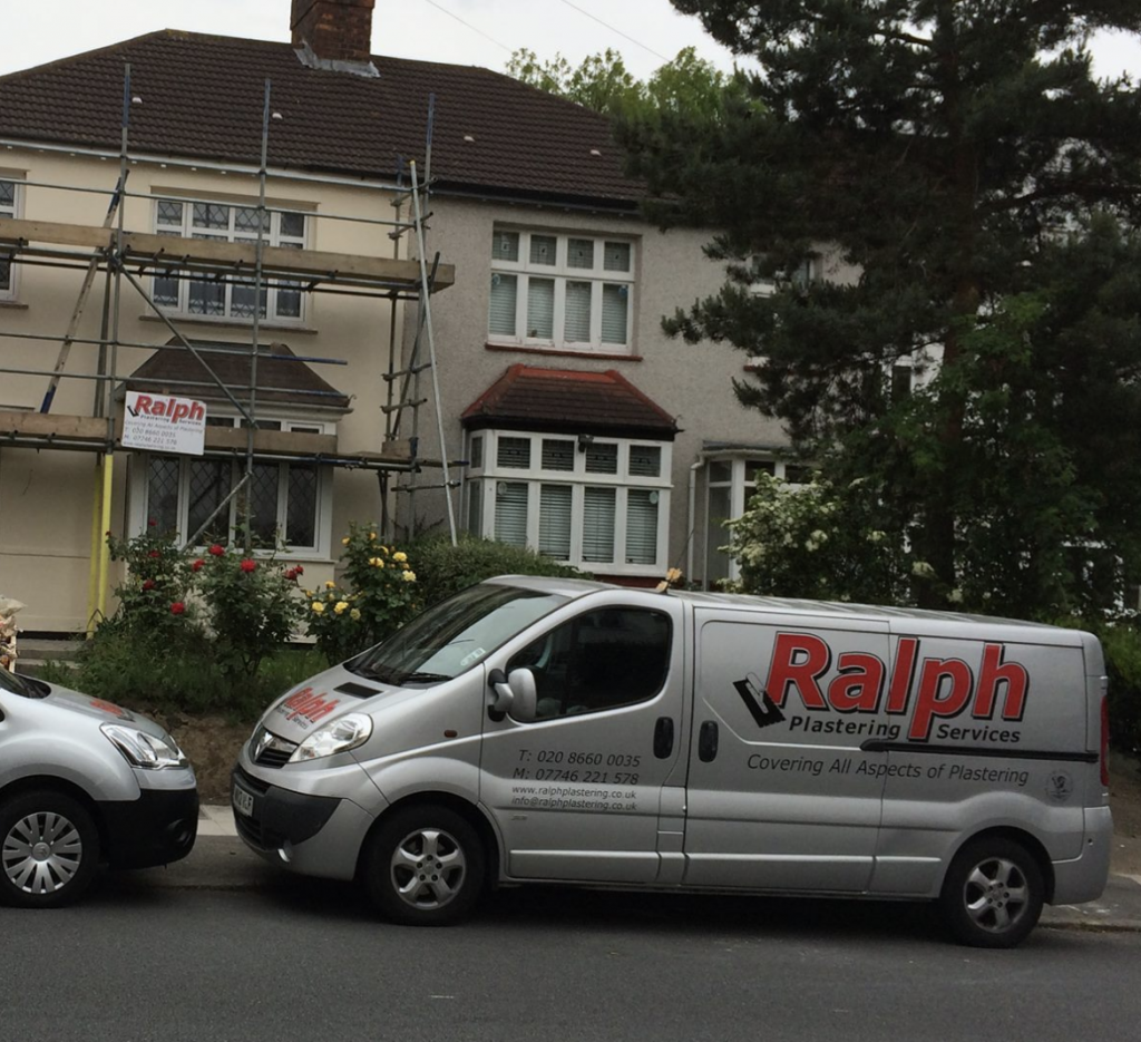 Plastering Company Croydon and Surrey - About Us - Ralph Plastering